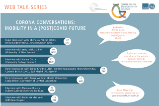Corona Conversations: Mobility in a (Post-)Covid Future""